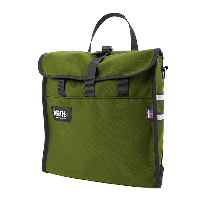 North St. Bags Gladstone Grocery Pannier Bag