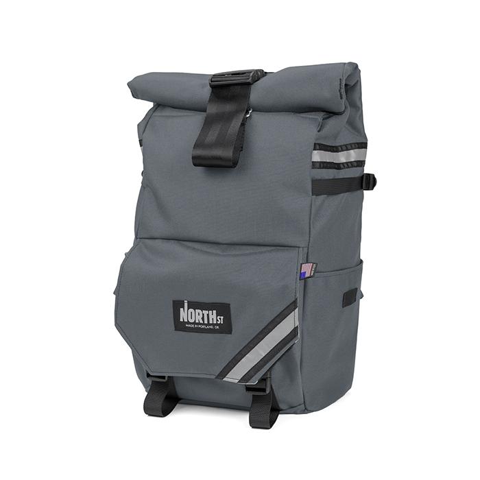 North St. Bags Woodward Convertible Pannier Bag