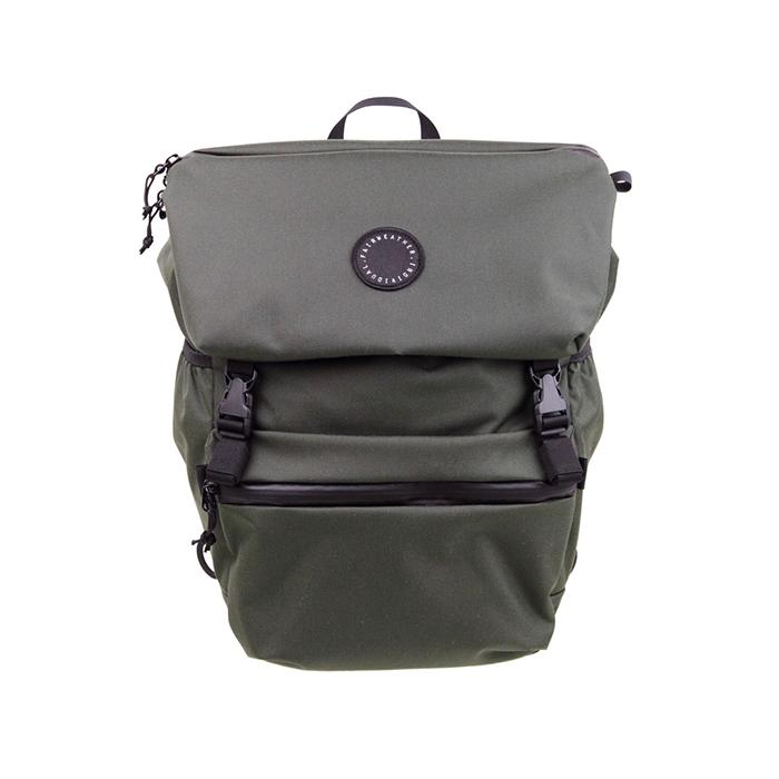Fairweather Flaptop Pannier Bag