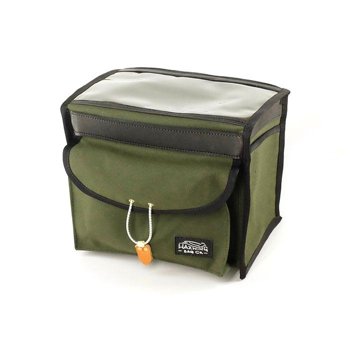 Waxwing Bag Co. Short Handlebar Bag