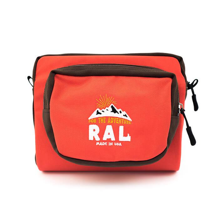 RAL Front Loader Handlebar Bag